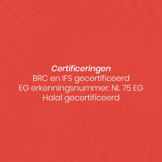 Hogeslag Olst Certificeringen